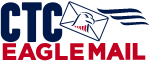 CTC email logo with the wording CTC Eagle Mail