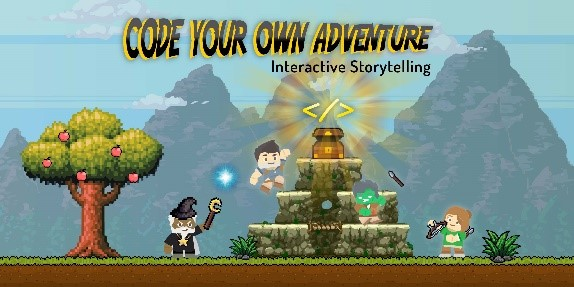 Code your own adventure image