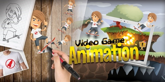 Video Game animation image